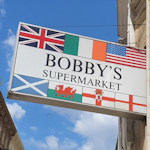 Bobby's sign