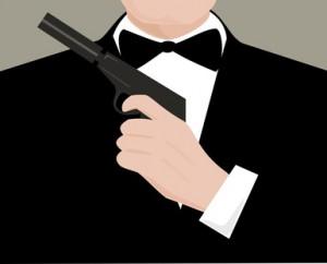 Secret agent image