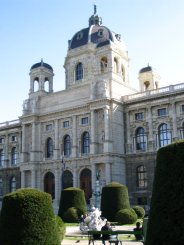 Art history museum in Vienna