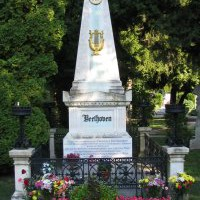 Beethoven's grave