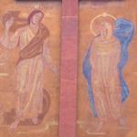 Kaisergruft frescoes
