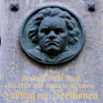 Beethoven plaque