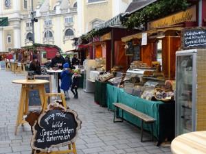 Organic farm market