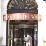 The Grand Hotel, Vienna