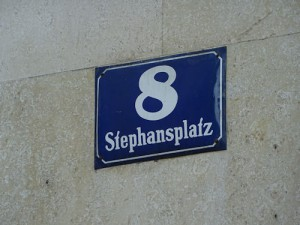 House number, Vienna
