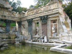 Roman ruins, Schönbrunn