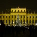 Schönbrunn Christmas market, Vienna