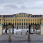 Front of Schönbrunn Palace