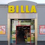 Billa supermarket