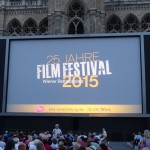 Rathaus Film Festival screen