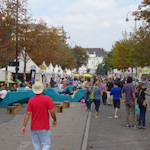 View of the Streetlife festival