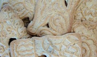 Spekulatius biscuits