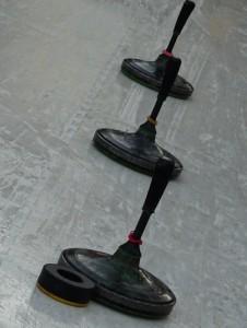 Curling, Altes AKH