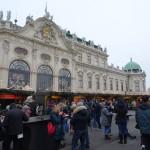 Belvedere Weihnachtsdorf