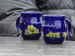 Mugs of punch