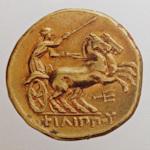 Greek Gold stater