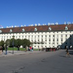 Hofburg, Vienna, President's tract