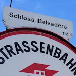 Schloss Belvedere tram stop