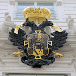 Coat of arms, Winterpalais