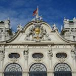 Upper Belvedere entrance