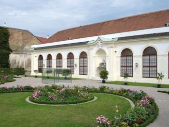 Orangery at Belvedere