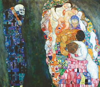 Klimt's Death and Life