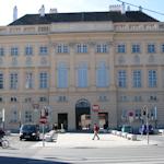Museumsquartier entrance