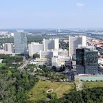 UNO city view