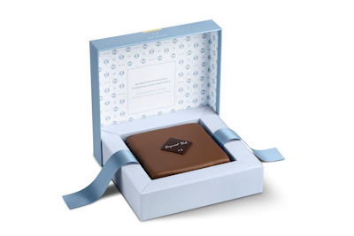 The Imperial Torte in its box
