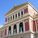Front of the Musikverein