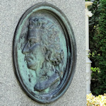 Mozart cemetery memorial thumbnail