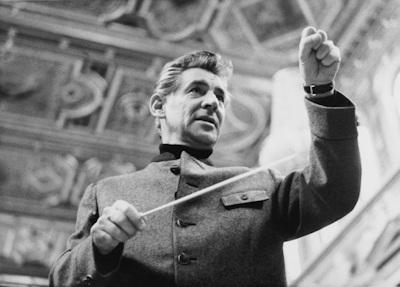 Bernstein conducting in Vienna