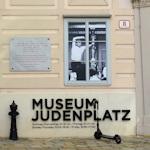 Entrance to Jewish Museum, Judenplatz