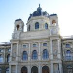 Front of Kunsthistorisches Museum