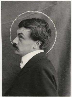 Koloman Moser portrait photo