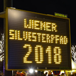 Sign for the Silvesterpfad