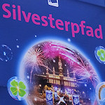 Silvesterpfad sign