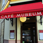 Cafe Museum entrance