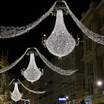Lights on the Graben