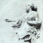 A Greek relief