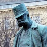 Statue of Emperor Franz Joseph
