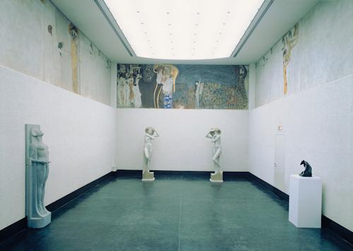 Klimt's Beethovenfries