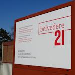 Belvedere 21 sign