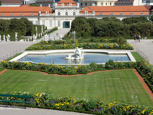 Gardens at Belvedere