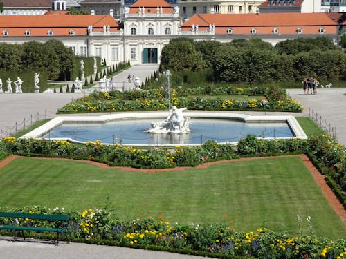 Gardens at Belvedere
