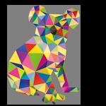 The Electric Spring koala logo