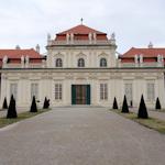 Rear of Lower Belvedere