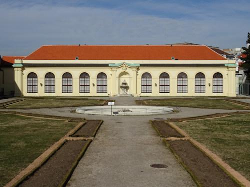 Orangerie at Lower Belvedere