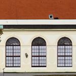 Orangerie windows