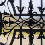 Gates to the privy garden